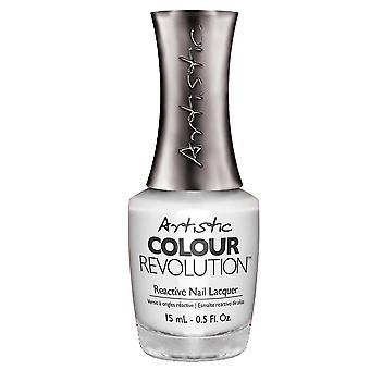 Artistic Colour Revolution Professional Reactive Hybrid Nail Lacquers - Bride 15ml (2303103)
