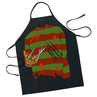 Apron - Nightmare on Elm St. - Freddy Krueger Character New Toys 08437