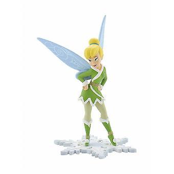 Bullyland - Disney Fairies figurine Tinkerbell Winterfairy 10 cm