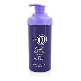 It's A 10 Silk Express Miracle Silk Conditioner 517.5ml/17.5oz