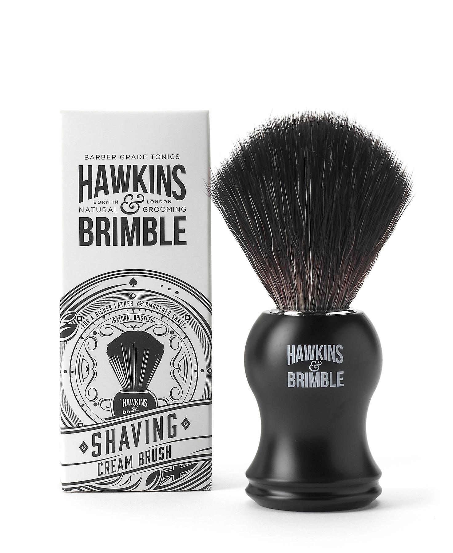 Hawkins & Brimble Shaving Brush - synthetic