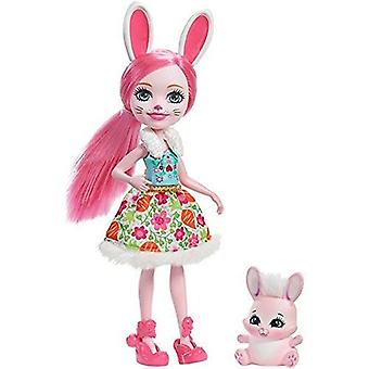 Enchantimals DVH88 Bree Bunny dukken