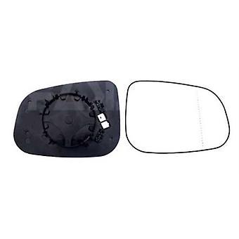 Højre side spejlglas (opvarmet) & holder til VOLVO S60 MK2 2010-2012