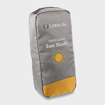 Littlelife Child Carrier Sun Shade Travel Bag Pack Silver