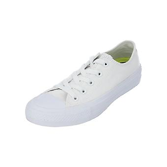 Converse Chuck Taylor All Star II Ox Women's Sneaker White NEW Turn Shoes