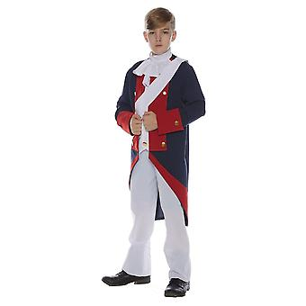Revolutionary Soldier Child Costume