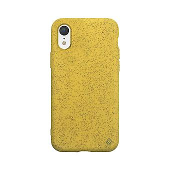 Eco Friendly Yellow iPhone XR Case