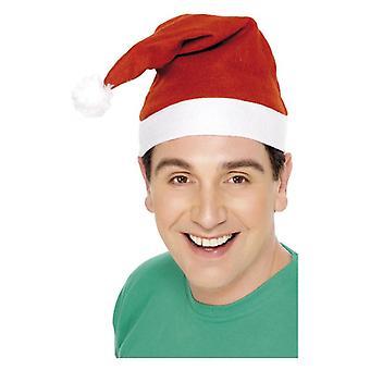 Rojo Santa Sombrero Navidad vestido de lujo accesorio
