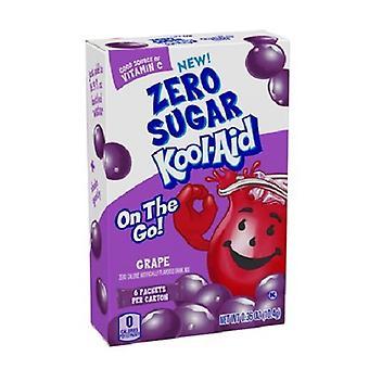 Kool Aid sur le mélange de raisin boisson sucre aller simple