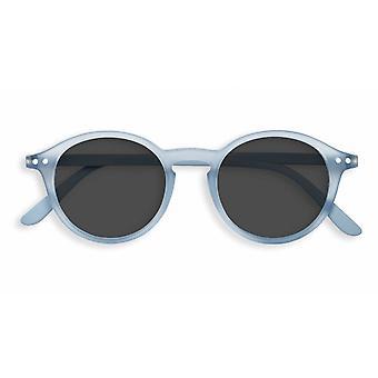 IZIPIZI Sun #d Zimny Niebieski Z Szarymi soczewkami Okulary przeciwsłoneczne