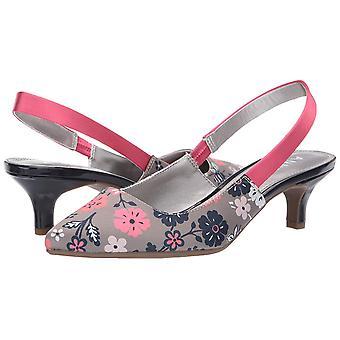 Anne Klein Womens kaileen Peep Toe Ankle Wrap Classic Pumps