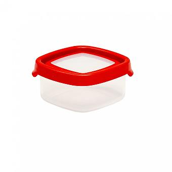 Wham Storage 3,01 Selo It 300ml Square Airtight Plastic Food Box