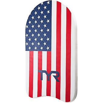 TYR Entrenamiento USA Kickboard