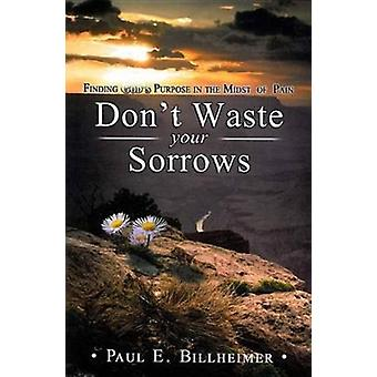Dont Waste Your Sorrows by Paul E Billheimer
