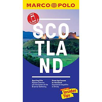 Scotland Marco Polo Pocket Travel Guide  with pull out map