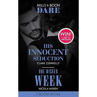 Zijn onschuldige verleiding een goddeloze week door Clare Connelly