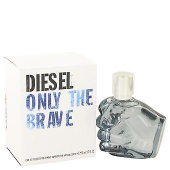 Only the brave eau de toilette spray by diesel 460929 50 ml