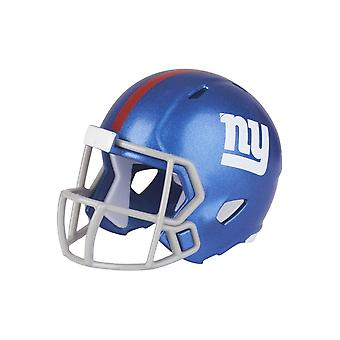 Riddell speed pocket football helmets - NFL New York Giants