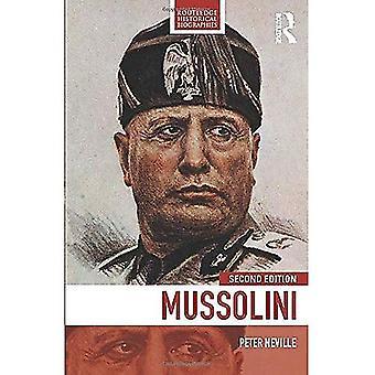 Mussolini (Routledge historialliset elämä kerrat)
