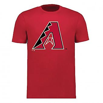 Fans MLB Arizona Diamondbacks primär logo typ T-shirt