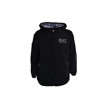 EA7 Boys EA7 Kids Black Jacket