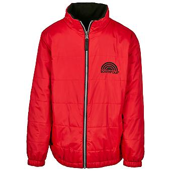 Southpole Herren Winterjacke Reversible Color Jacket