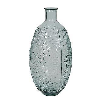 Light & Living Vase 28x60cm Trenado Glass Clear