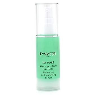 Payot Les Purifiantes So Pure Balacing & Suero purificante (piel grasa y combinada) 30ml/1oz