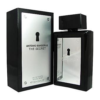 The secret for men by antonio banderas 3.4 oz eau de toilette spray