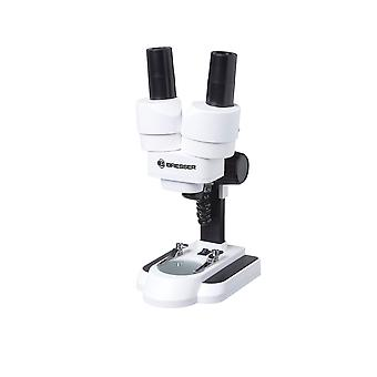 BRESSER Junior light and translucent microscope with 20 and 50x magnification