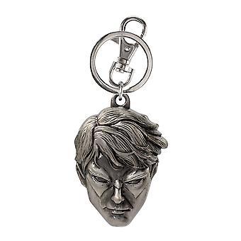 Metal Key Chain-DC Comics-Night Wing Head uudet lelut lahjat lisensoitu 45392
