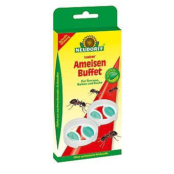 NEUDORFF Loxiran® AntsBuffet, 2 pieces