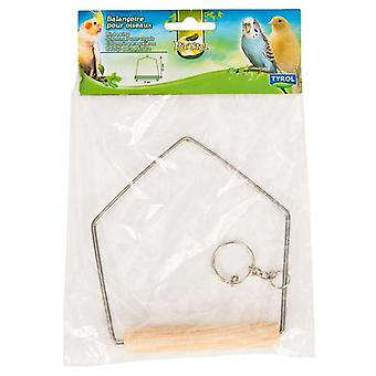 Tyrol Arched Swing Metal S (Birds , Bird Cage Accessories , Perches & Posts)