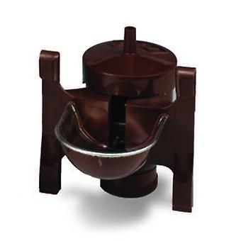 Bebedero Gaun conjunto automático (mascotas pequeñas, jaulas accesorios, alimentos y dispensadores de agua)