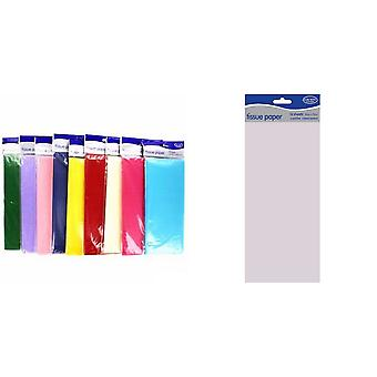 County Pack Of 36 X 10 Sheets Tissue Paper