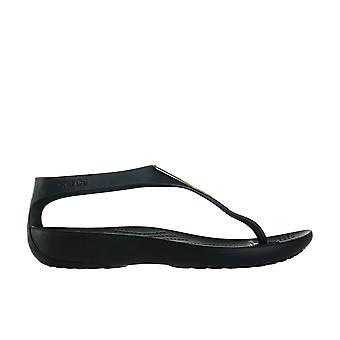 Crocs Serena 206420751 universal Sommer Damen Schuhe