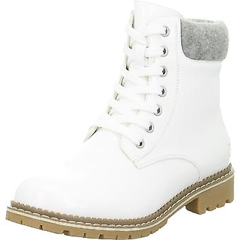 Rieker 9512480 universelle vinter kvinner sko