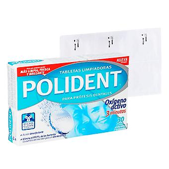 Denture Cleaner Polident (30 pcs)
