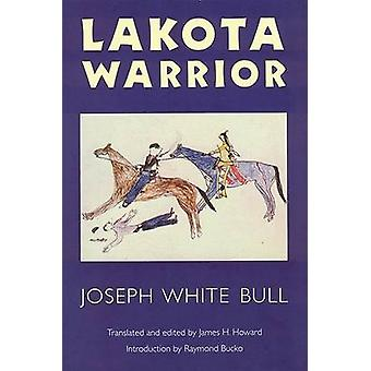Lakota Warrior by Joseph White Bull