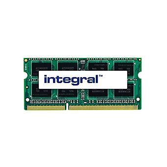 Integral 8GB DDR3-1333 memory 1333 MHz