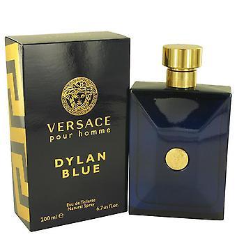 Versace pour homme dylan blu eau de toilette spray da versace 534787 200 ml