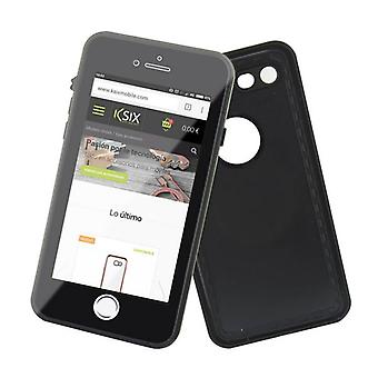 Coperchio mobile Iphone 7/8 KSIX Nero (immersibile)