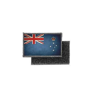 Patch ecusson prints vintage badge flag victoria australia