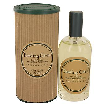 BOWLING GREEN by Geoffrey Beene Eau De Toilette Spray 4 oz / 120 ml (Men)
