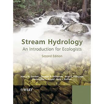 Hidrologia de Córrego - Uma Introdução para Ecologistas por Nancy D. Gordon -