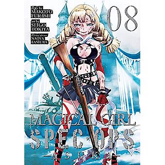Magical Girl Spec-Ops Asuka Vol. 8 by Makoto Fukami - 9781642757408 B