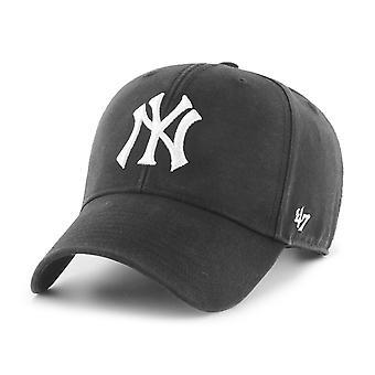 47 Brand Relaxed Fit Cap - LEGEND New York Yankees schwarz