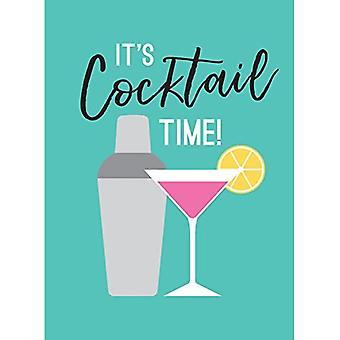 É hora de Cocktail!: receitas para cada ocasião