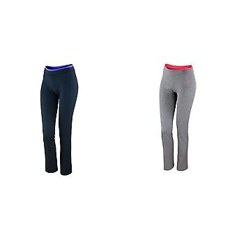 Spiro Womens/Ladies Fitness Trousers/Bottoms