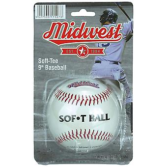 Midwest Soft-Tee Baseball Ball - 9&